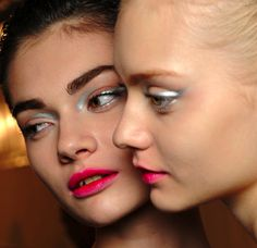 Beauty Beauty from the Dior Fall/Winter 2013 Show