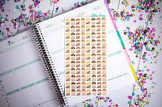 Boy Scout FUN-ctional Planner Stickers Set of 88 by lilliehenry