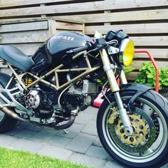 30 Best Ducati Monster 600 Images Ducati Cafe Racer Ducati