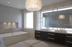 Modern Horseshoe Bay modern bathroom