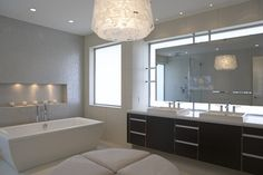 Modern Horseshoe Bay modern bathroom