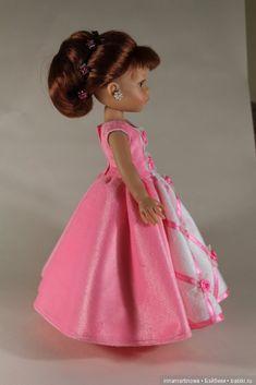 Paola Reina (Паола Рейна) комплект: платье с плащом для Паолок на старом и новом теле / Одежда для кукол / Шопик. Продать купить куклу / Бэйбики. Куклы фото. Одежда для кукол