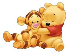 I love Pooh with all my heart <3