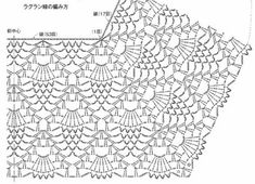 Кофточка от азиатских мастериц<br>#вязание #рукоделие #крючок
