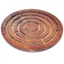 Wooden Games Puzzles Mind Games Labyrinth. Free Shipping