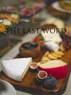 Choose from a selection of delicious gourmet cheeses at a Last Word breakfast buffet every morning that you stay...