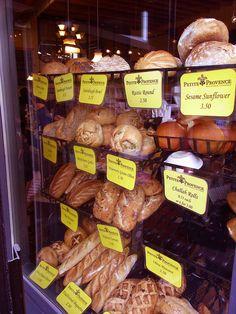 Petite Provence Bread - Portland Oregon USA   http://www.provencepdx.com/Hours__Locations