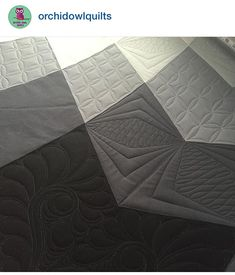 I always look forward to seeing your photos of the quilts you make from my books and patterns. Gravity  had me wondering what you would com...
