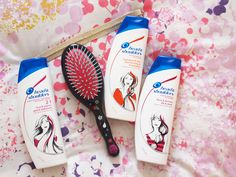 Cheveux souples soyeux shampoings Head & Shoulders
