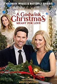 """Its a Wonderful Movie – Your Guide to Family and Christmas Movies on TV: A Godwink Christmas: Meant for Love – a Hallmark Movies & Mysteries """"Miracles of Christmas"""" Movie starring Cindy Busby, Benjamin Hollingsworth and Kathie Lee Gifford! Romantic Christmas Movies, Family Christmas Movies, Christmas Movie Night, Classic Christmas Movies, Hallmark Christmas Movies, Family Movies, Romantic Movies, Holiday Movies, Xmas Movies"""