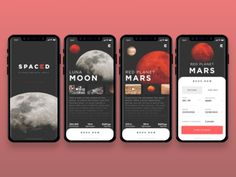 Spaced iOS booking flow - part 1
