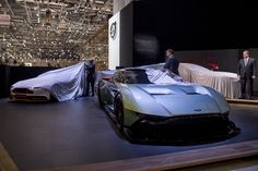 Aston Martin is confidently looking toward the future at the 85th Geneva International Motor Show, as CEO Dr Andy Palmer leads the luxury British brand into a bold new era reaching far into the next decade.