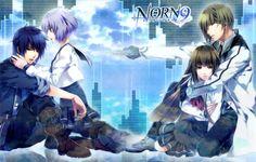 NORN9-Norn+Nonette-akito shukuri , kuga mikoto, natsuhiko azuma,shiranui nanami
