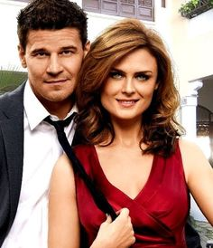 Seeley Booth and Temperance Brennan  I LOVE YOU ♥'