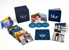 Blur 21 boxset