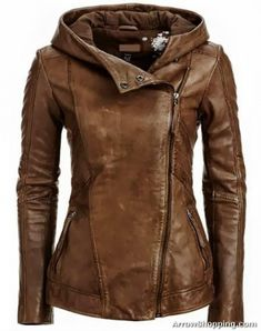 Arrow Women Brown Leather Jacket ikyt5 http://arrowshopping.com/clothing-accessories/women/outerwear-coats-women/leather-suede-outerwear-coats-women/women-leather-jackets-leather-suede-outerwear-coats-women/arrow-women-brown-leather-jacket-ikyt5/