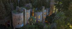 Ricardo_Bofill_Taller_Arquitectura_SantJustDesvern_Barcelona_Spain_OutdoorSpaces_(3).jpg (2000×835)