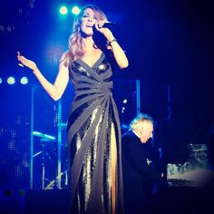 Show Day! August 8th, 8:00pm at Centre Bell in Montréal, QC, Canada . #celinedion #montreal #quebec #canada #french #music #sing #celineisback #celinedionfan #celiniac #queen #celinish #love #voice #celine #celineaddict