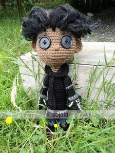 Wybie Doll Plus Video Tutorial free crochet pattern by Amigurumi To Go