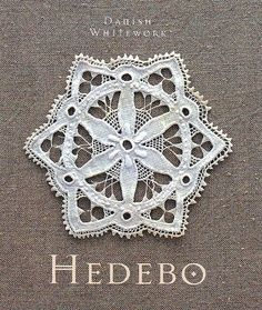 hedebo embroidery - Buscar con Google