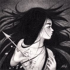 Setsuko by May Ann Licudine, via Flickr