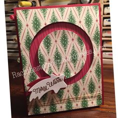 Stamp It Group:Christmas in July blog hop, Stampin' Up! – Rachthestamper; Oh, What Fun stamp set