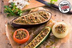 Plnená grilovaná zelenina - Recept Tacos, Low Carb, Mexican, Ethnic Recipes, Food, Essen, Meals, Yemek, Mexicans