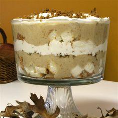 snickerdoodle trifle