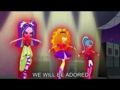 Welcome to the Show [With Lyrics] - My Little Pony Equestria Girls Rainbow Rocks Song - YouTube