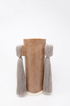 One of a Kind Vase Fiber, Objects, Vase, Ceramics, Handmade, Crafts, Ceramica, Pottery, Hand Made
