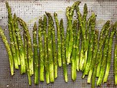 Everything you ever wanted to know about roasting and grilling asparagus.