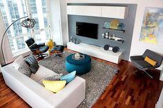 decoracion moderna de apartamentos - Buscar con Google