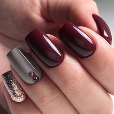 30 Cute And Easy Nail Art Designs That You Will For Sure Love To Try #nailart