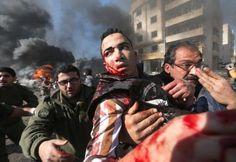 A Beirut un duplice attacco kamikaze provoca 5 morti e 80 feriti. L'articolo di Lumsanews.