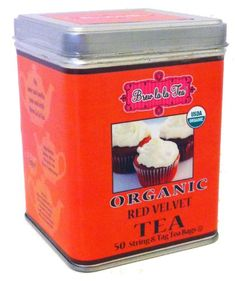 Brew La La Tea 004163 Organic Red Velvet Tea, Pack of 2 ** Check out this great product.