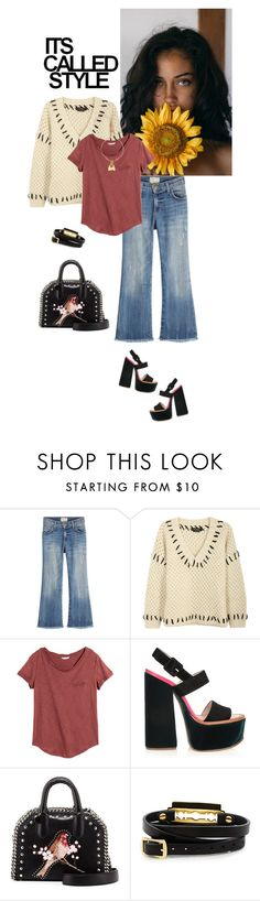 """""""Your Style........."""" by style-stories ❤ liked on Polyvore featuring Current/Elliott, Isabel Marant, H&M, Victoria Beckham, STELLA McCARTNEY, McQ by Alexander McQueen and Marni"""