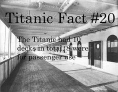 Titanic Fact 20