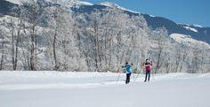 Langlaufen in Bramberg/Wildkogel-Arena, Salzburg Zell Am See, Snow, Outdoor, Europe, Snowshoe, Long Distance, Ski Trips, Winter Vacations, Explore