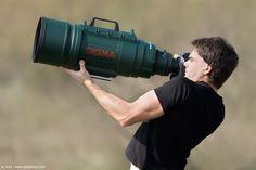 Ultra-Telephoto Zoom Lens for Canon DSLR