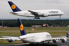 Teach your A380 to jump over another A380