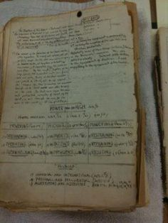 Notes from Oswald Chambers' Bible