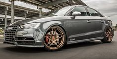 Audi S3 on ADV05S M.V1 CS by Tag Motorsports > Constructeur : Audi - Supercharged