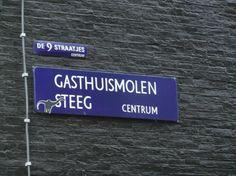 eropuit.nl - De 9 straatjes