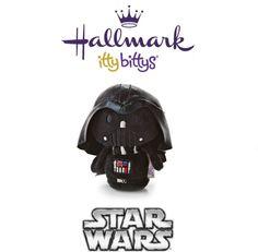 Hallmark ITTY BITTYS ●● Star Wars DARTH VADER ●● Itty Bitty Star Wars Villain!