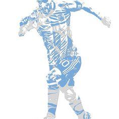 7c1af10691d Lionel Messi F C Barcelona Argentina Pixel Art 4 by Joe Hamilton