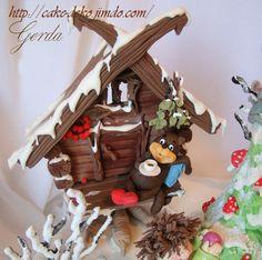 Рождество / Christmas - cake-deko. Jimdo-Page!