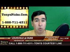Louisville Cardinals vs. Duke Blue Devils Pick Prediction College Basket...