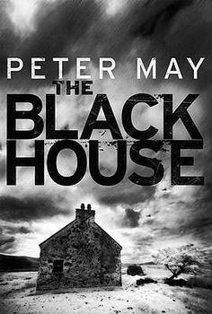 """The Blackhouse (Lewis Trilogy, #1) / Peter May (2012) """"Lewis Man"""" published in 2014. The final volume """"Chessmen"""" will be released in 2015. Lewis native and Edinburgh cop Fin Macleod."""
