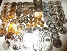 Martin Jones  I've only been collecting for 1 year so it isnt huge plus i dont have much money to spend but its not a bad start.  (Royal Mint - we're blown away by this!)