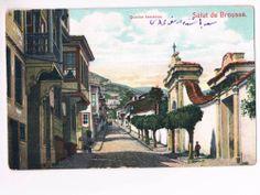Turkey / Salut de Brousse - Quartier Armenian - Colored